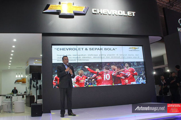 Undian Chevrolet Indonesia Theatre of Dream