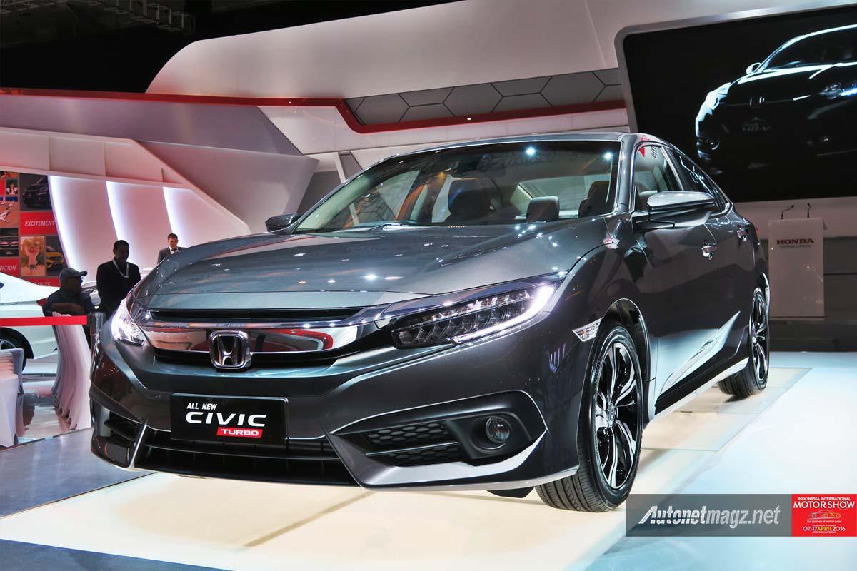All New Honda Civic Turbo Indonesia