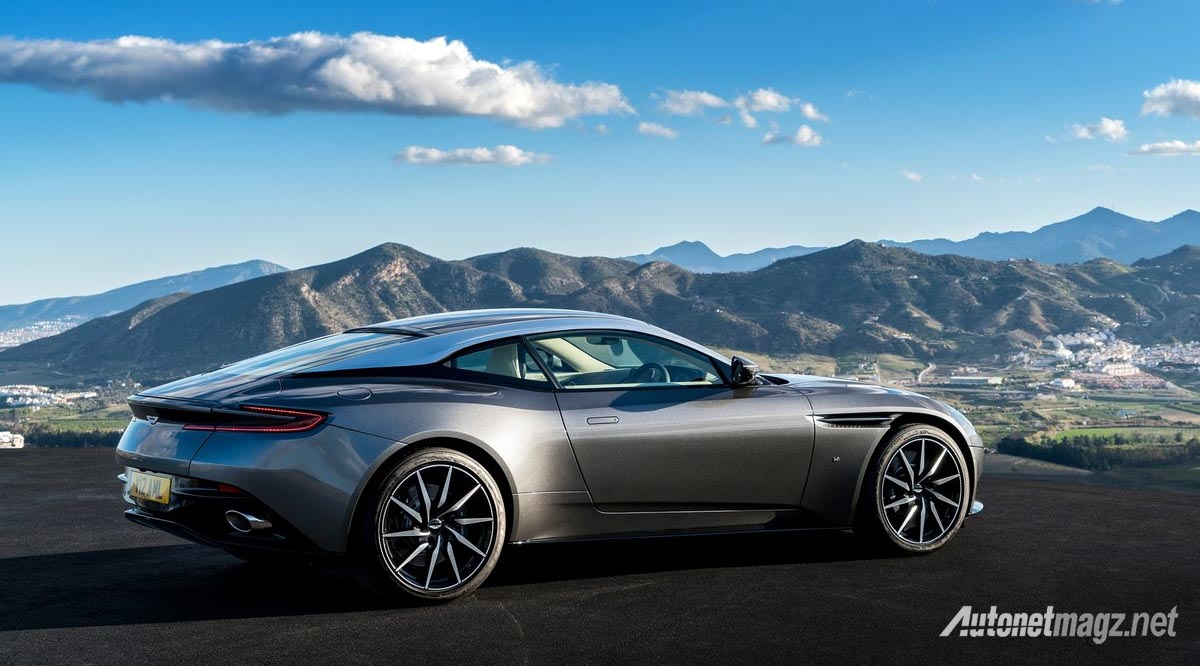 aston martin db11 photo