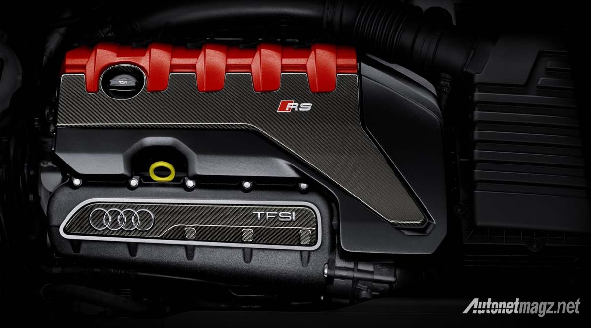audi tt rs 2017 engine
