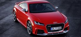 audi tt rs 2017 coupe and convertible