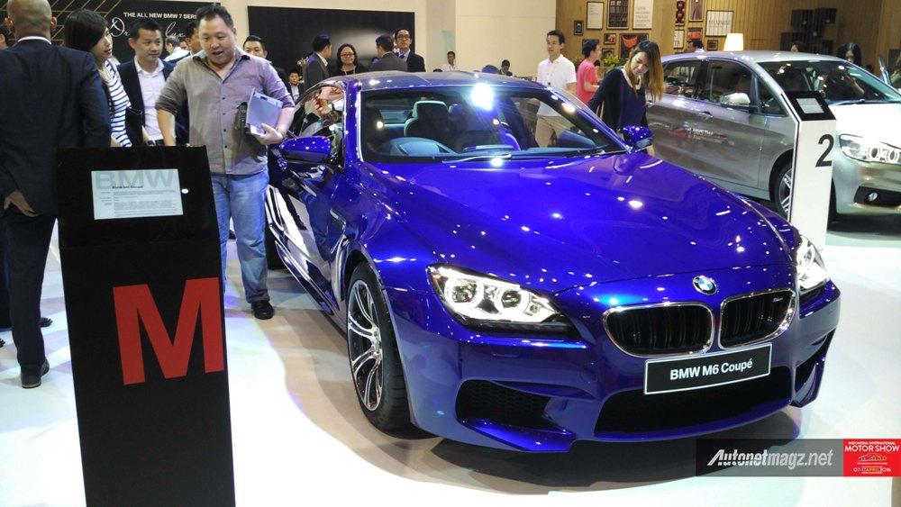 BMW, bmw-6-series-iims-2016: BMW Turut Meramaikan Gelaran IIMS 2016, Hadirkan 11 Model