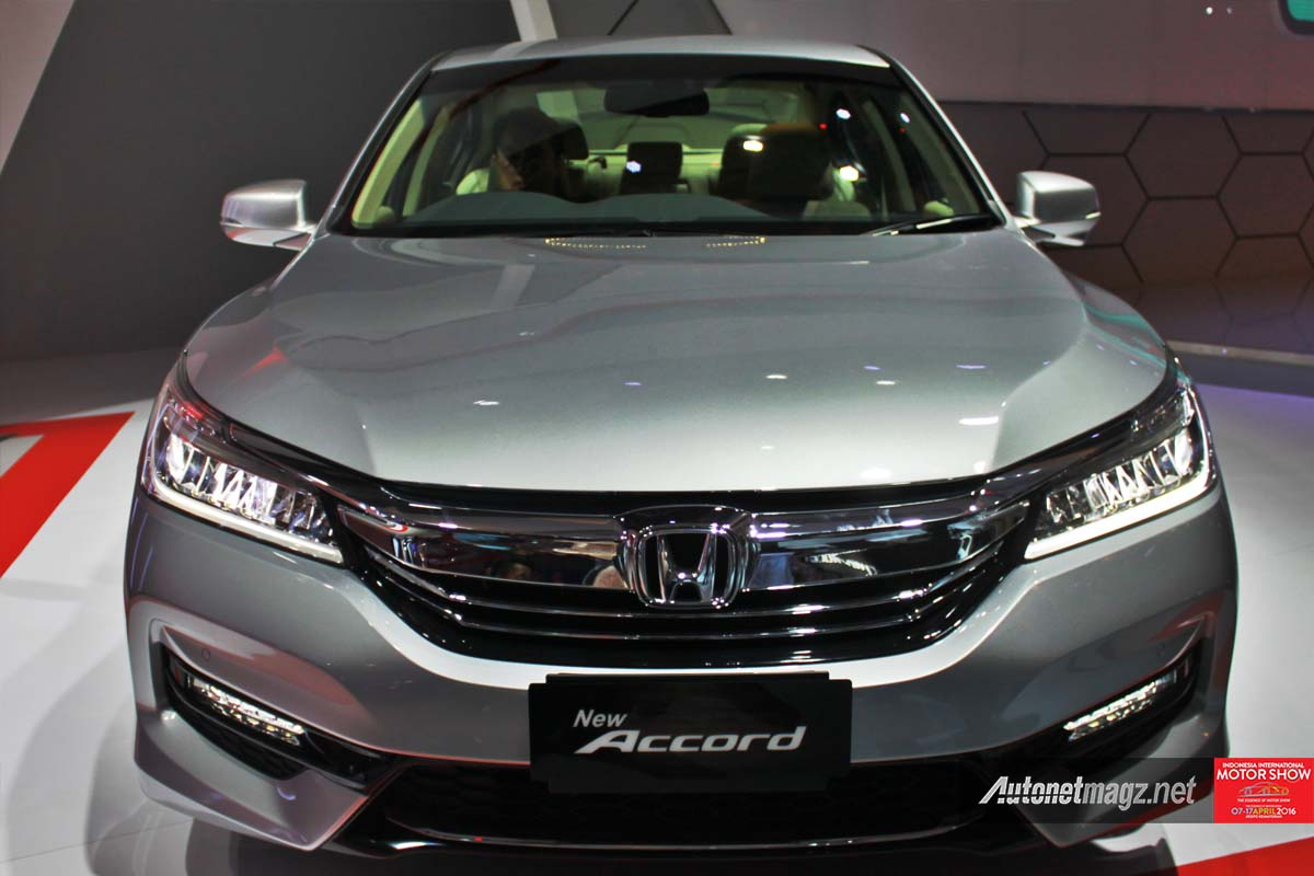 Honda Accord Facelift Indonesia New Honda Release 2017 2018