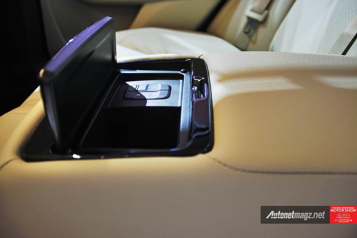 honda accord facelift indonesia iims 2016 rear armrest