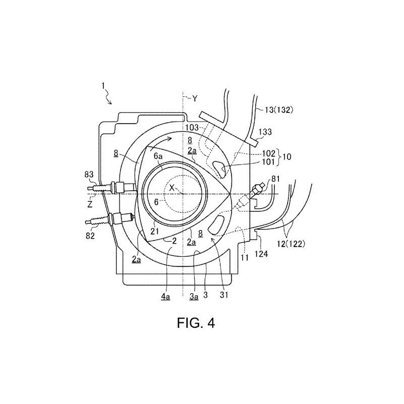 internal mesin skyactiv-r rotary mazda