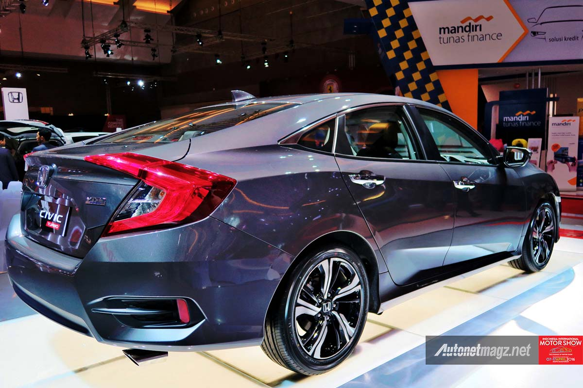 siluet bodi honda civic turbo indonesia