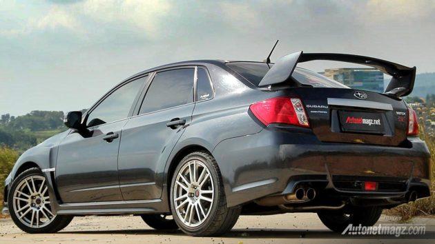 2012 Subaru WRX STi Indonesia