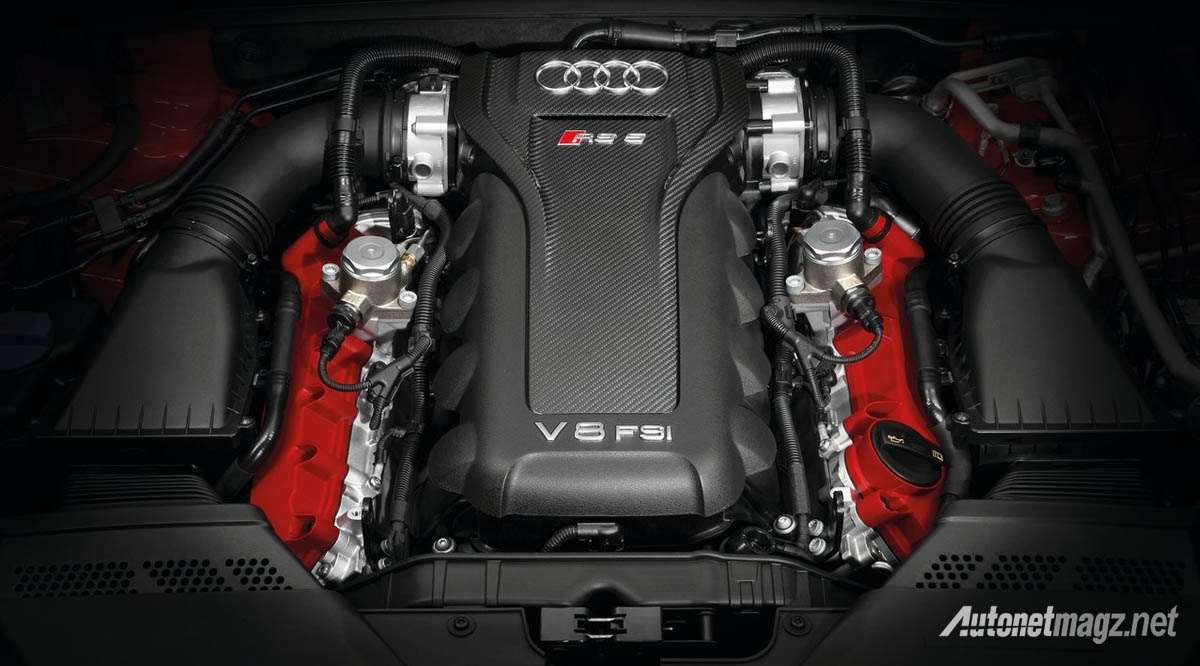 Image result for Audi RS5 ENGINE