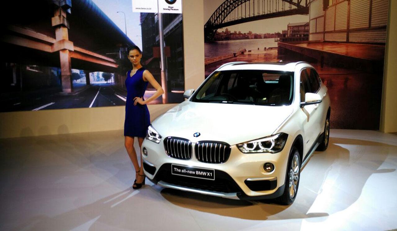 BMW, BMW-X1-Eskterior-Indonesia-Foto-Galeri: BMW X1 2016 Resmi Mengaspal di Indonesia Dengan 1 Pilihan Mesin Saja