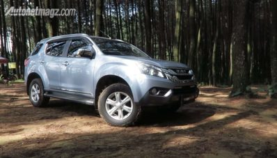 Review Isuzu MU-X Indonesia : Good Value For Money