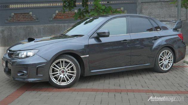 Harga Subaru WRX STI second bekas