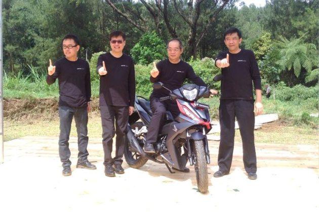 Lawan Yamaha MX King Honda Supra GTR 150 cc