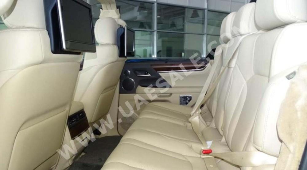 International, Lexus-LX-cabrio-middle-east-interior: Lexus LX570 Tanpa Atap Ini Senilai Rp.4,6 Milyar, Berminat?