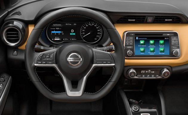 Nissan-Kicks-Dashboard