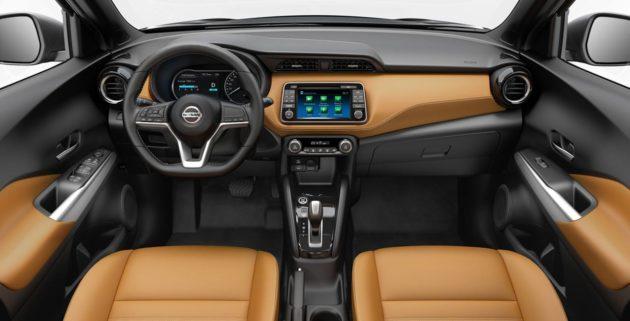 Nissan-Kicks-Interior