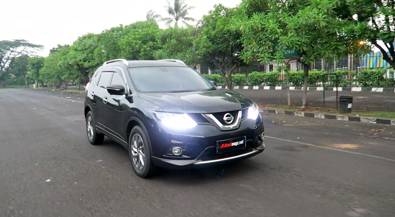 Mobil Baru, Nissan-X-Trail-Indonesia-Review-and-Test-Drive: Review Nissan X-Trail 2.5 CVT: Refine and Reasonable