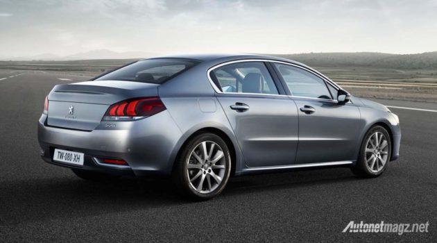 Peugeot-508-facelift-2016-rear