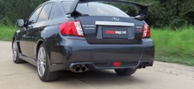 Mesin Subaru WRX STi 2.5 liter Turbocharged