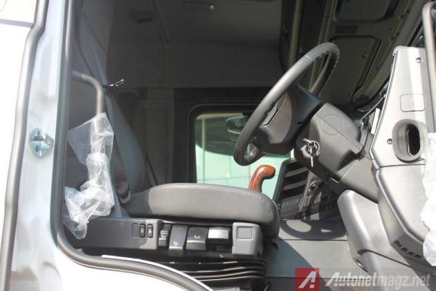 Scania-P460-Cabin