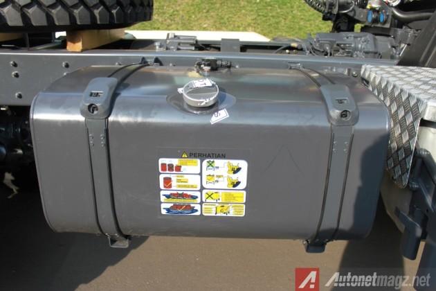 Scania-P460-Fuel-Tank