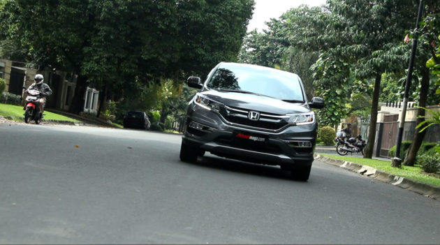Test-Drive-Honda-CR-V-Facelift-2017