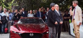 mazda rx vision with ikuo maeda and kevin rice