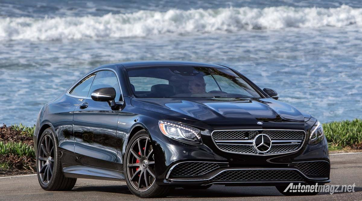 mercedes amg s65 coupe