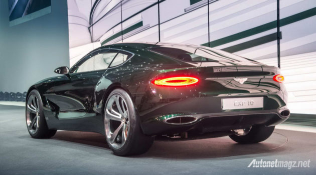 Bentley Exp 10 >> Bentley Siap Luncurkan Sportscar 2 Seater Dinamai Barnato