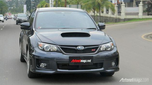 Harga Subaru WRX STI seken bekas