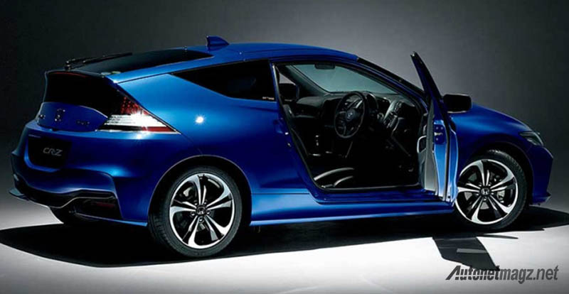 honda cr-z alpha final label editon