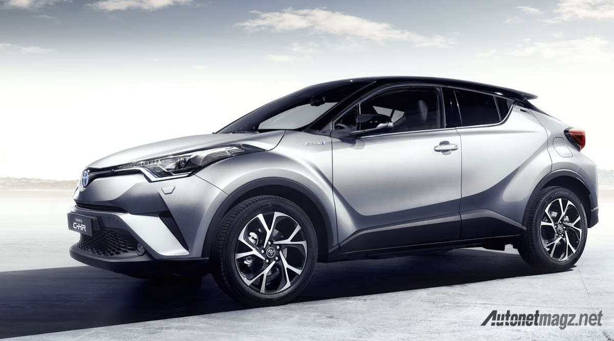 International, toyota c-hr photo: Inilah Interior Toyota C-HR, Keren!