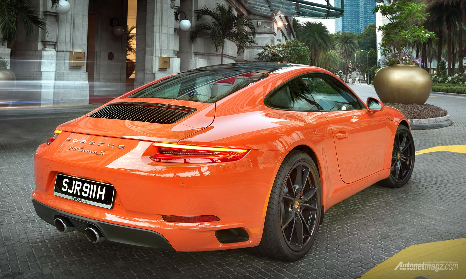 International, 2016 Porsche 911 Carrera S: First Impression Review Porsche 911 Carrera S