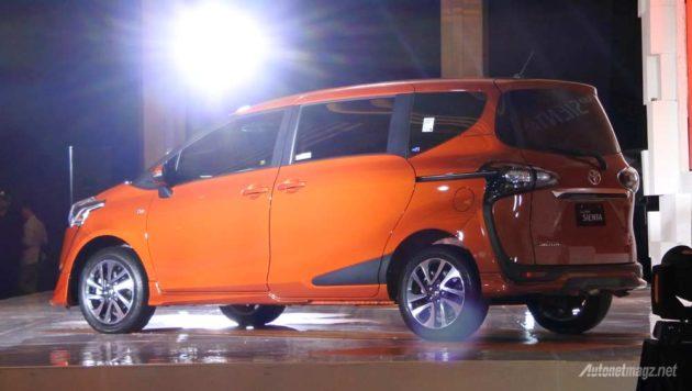 2016 Toyota Sienta Indonesia