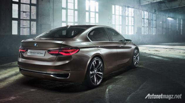 BMW-Compact-Sedan-Concept-rear