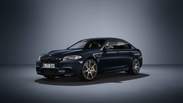 BMW-M5-Competition-Front