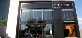 showroom Dealer Mazda Puri