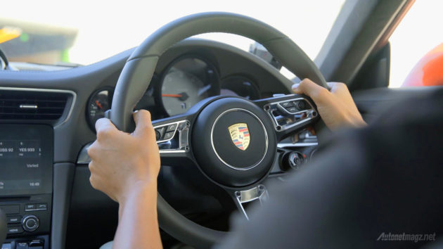 Driving impression and first drive Porsche 911 Carrera S