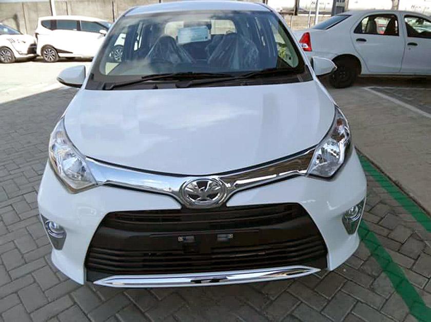 Harga Toyota Calya Autonetmagz Review Mobil Dan Motor Baru