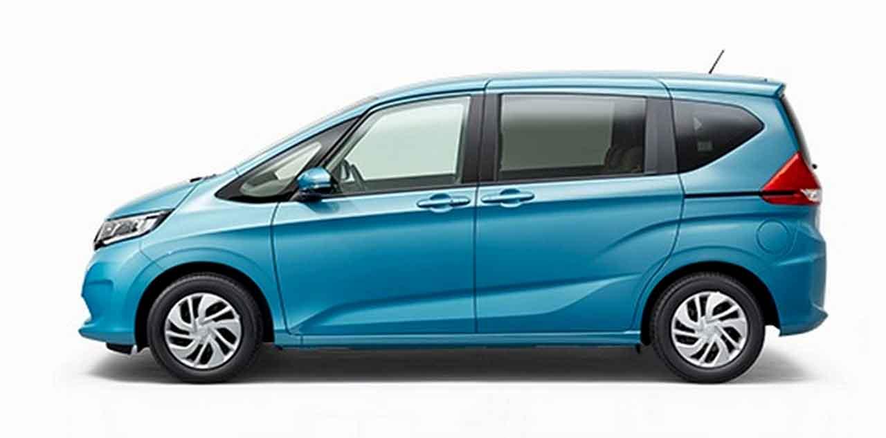 Honda-Freed-Turbo-side-view-2017 - AutonetMagz :: Review ...