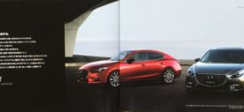 Mazda3 Facelift SkyActiv 2017 Design flaws