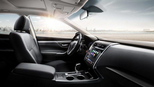 Nissan Teana Interior