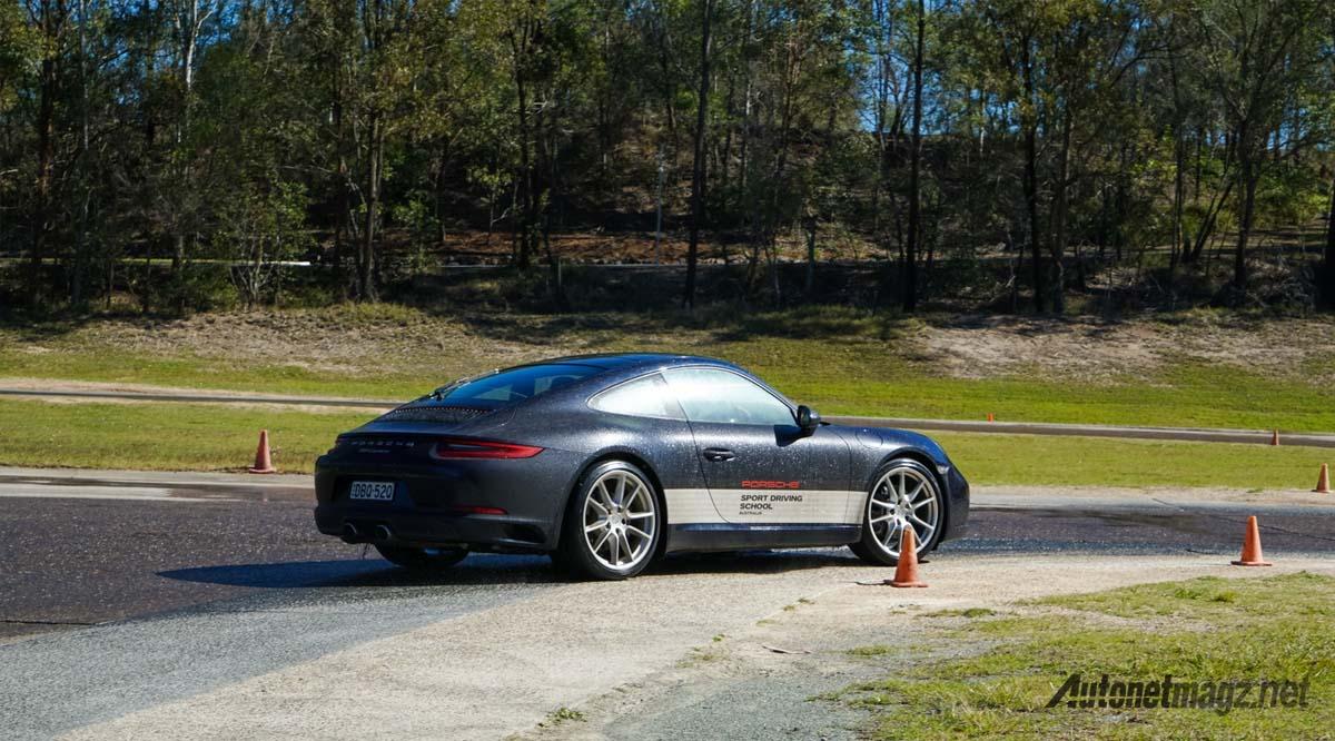 Porsche 911 Porsche Sport Driving School