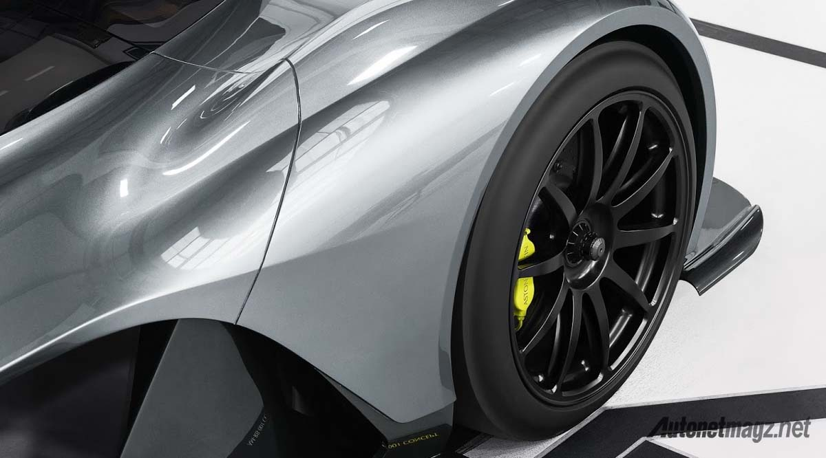 aston martin am-rb 001 wheels
