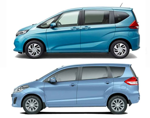 ertiga-vs-honda-freed