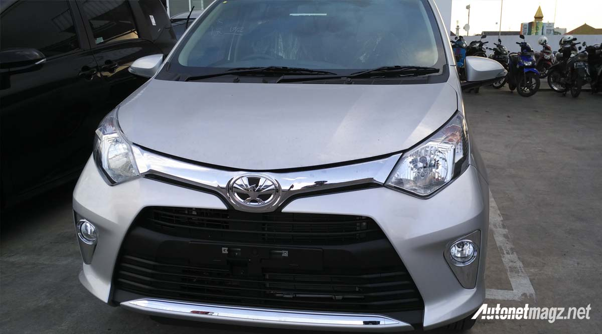 First Impression Review Toyota Calya Indonesia AutonetMagz