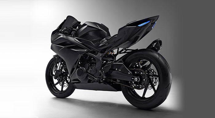 honda cbr250rr concept rear