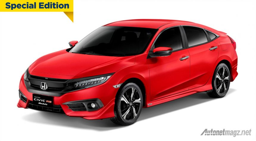 Honda Civic Rs >> Honda Filipina Merilis Varian Honda Civic Rs Turbo Modulo