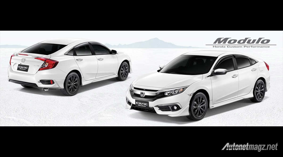 Honda Civic Rs >> Honda Civic Rs Turbo Modulo 2016 Philippines Front Rear