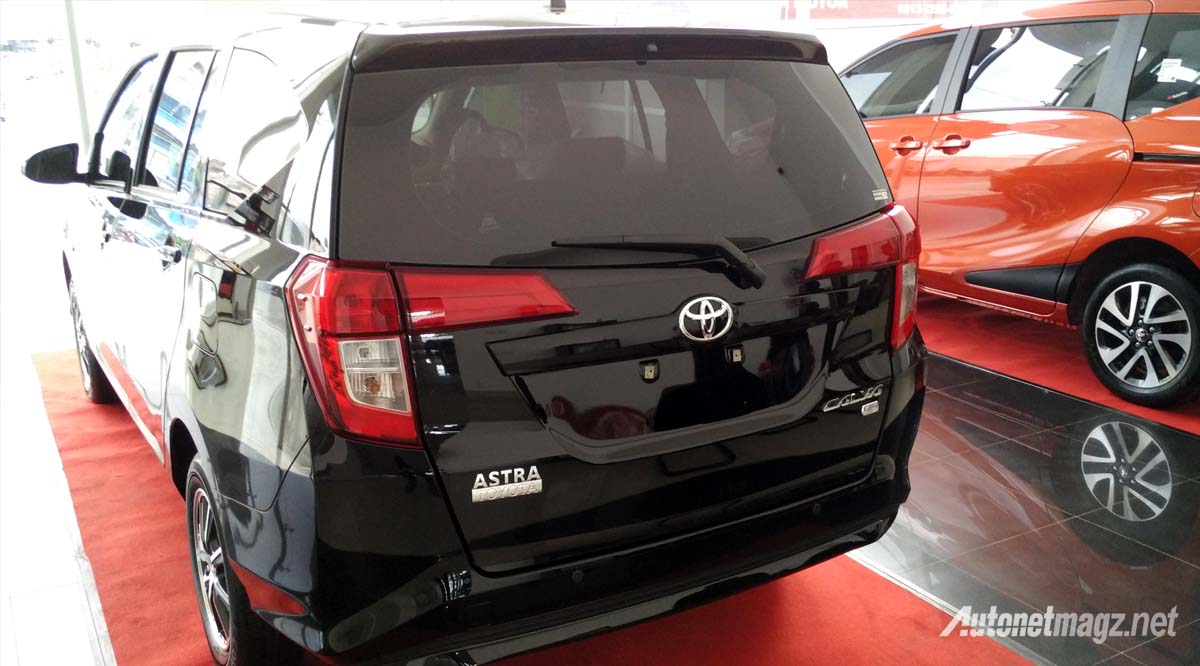 toyota calya indonesia back