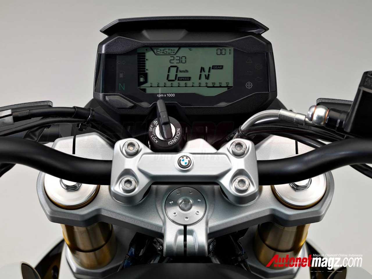 BMW-G310R-Instrument